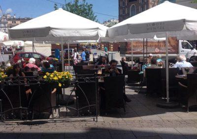 Kawiarnia Słodki Wentzl Kraków - Famous Cafe Main Square Cracow