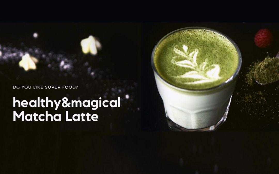 Słyszeliście o matcha latte ?
