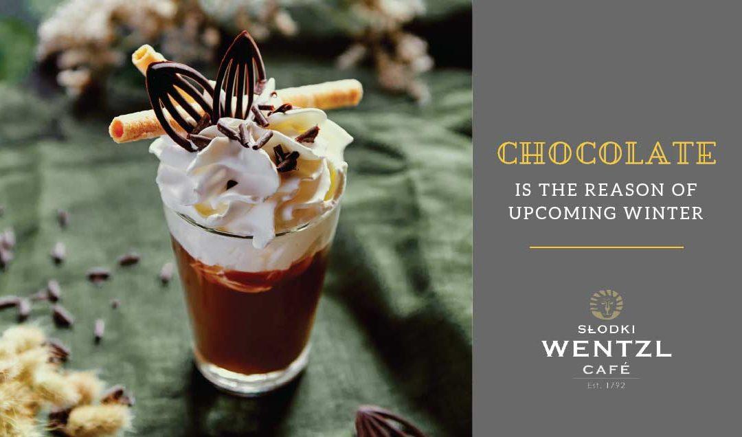 Mamy dla Was czekolady na gorąco!