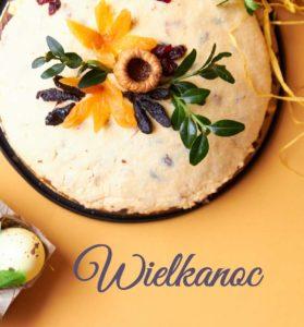 Wielkanocne ciasta na zamówienie - cukiernia Kraków Słodki Wentzl