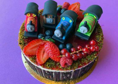 Tort na specjalne zamówienie - cukiernia Słodki Wentzl Kraków