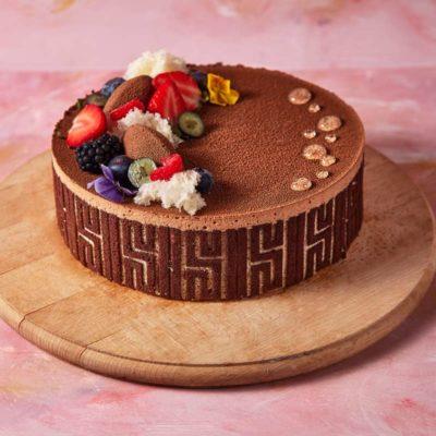Tort na zamówienie Magnifique - cukiernia Słodki Wentzl Kraków