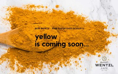 yellow is coming…